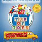 Need a Solution for Outgrowing Toys? Tub Of Toys in the Answer!