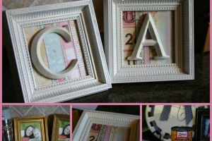 Framed Monograms