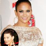 DIY High Bun: Think Jennifer Lopez Style
