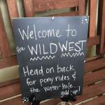Wild Western Bash!