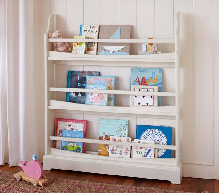 wiw potterybarn kids bookshelf. Black Bedroom Furniture Sets. Home Design Ideas