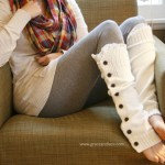 12 Days of Christmas- Grace & Lace Leg Warmers