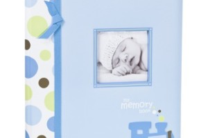 target baby book