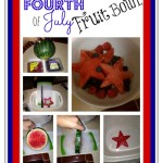Fourth of July Fruit Bowl