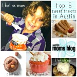Top 5 Places for SWEETS in Austin!