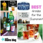 Raise Your Hand For a Summer Bevvie!