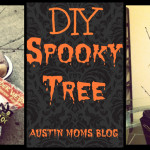 DIY:  Halloween Spooky Tree