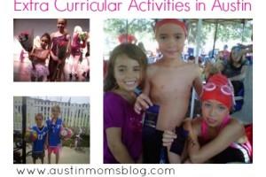 Extra Curricular Activities in Austin
