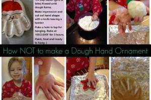 Dough Hand