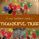 Start A New Tradition: DIY Thankful Tree