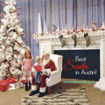 Best places to see Santa Claus in Austin!
