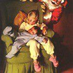 Talking to kids about Santa