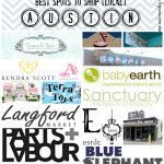 Need a last minute gift?  Have no fear ~ AMB's Guide to Local Shopping is here!