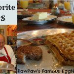 A Few Family Favorites…recipes, that is!