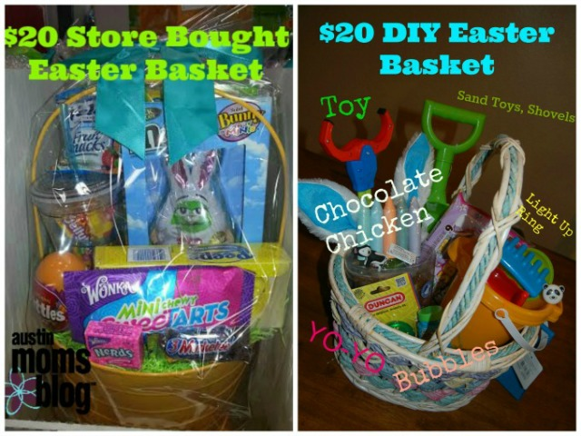 Diy alternatives to an easter basket eastercollage1 negle Choice Image