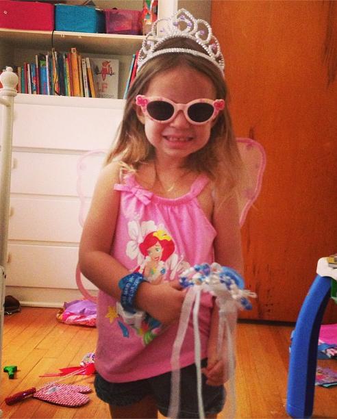 Toddler Dressed Crazy