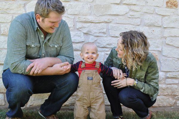 jesse coulter, family portrait