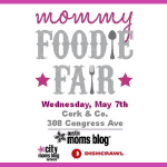 Mommy Foodie Fair Event: Get Ready to Crawl!