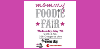 Mommy Foodie Fair, Dish Crawl