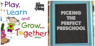 choosing the right preschool, preschools in austin