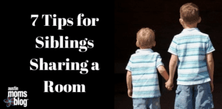 Tips to Siblings Sharing a Room
