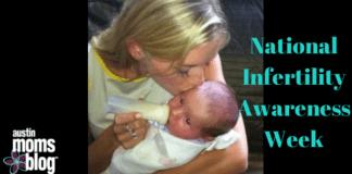 National Infertility Awareness Week, Chelsea Vail