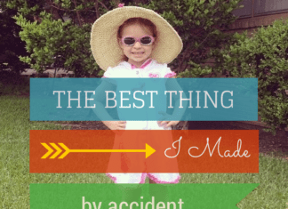 Austin Moms Blog, The Best Thing I Made By Accident