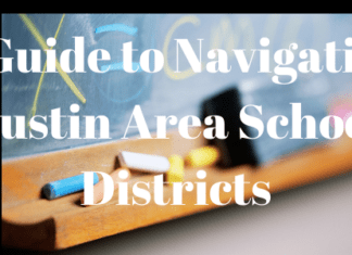 Navigating Austin School Districts, Austin Moms Blog
