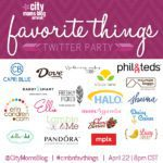 Join us for the #CMBNFavThings Twitter Party {Plus a Twitter Guide for Beginners}