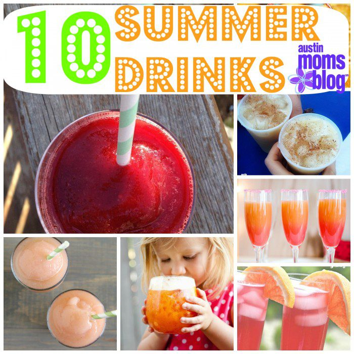 Austin Moms Blog: Summer drink recipes
