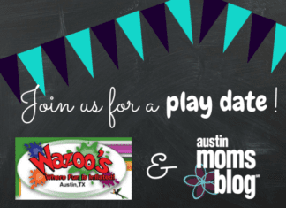 Play Date at Wazoo's Austin with Austin Moms Blog