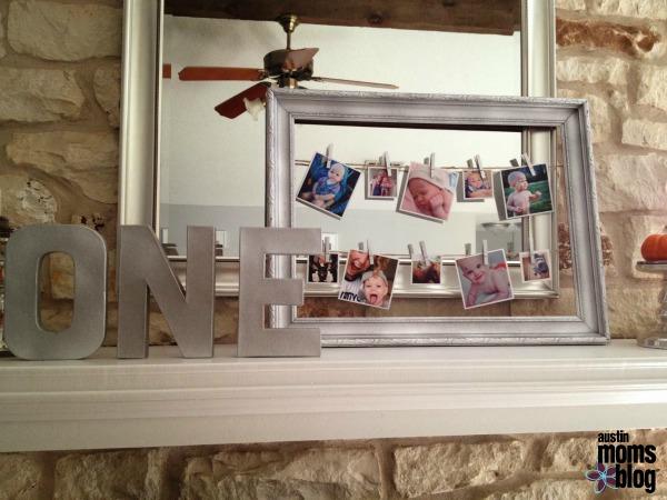 DIY Photo Display
