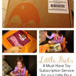 You've Got Mail: Little Pnuts Toy Subscription Review