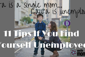 11 Unemployment Tips for Single Parents