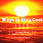 Easy Ways to Stay Cool This Summer
