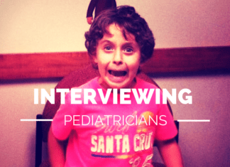 Questions to ask when interviewing pediatricians
