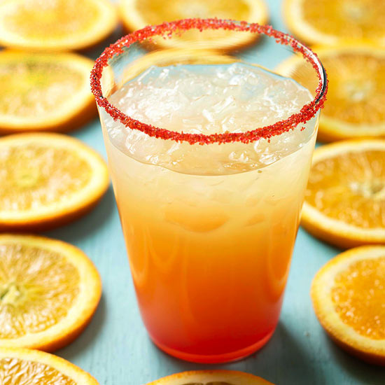 Austin Moms Blog: Summer drink recipes: Tequila Sunrise