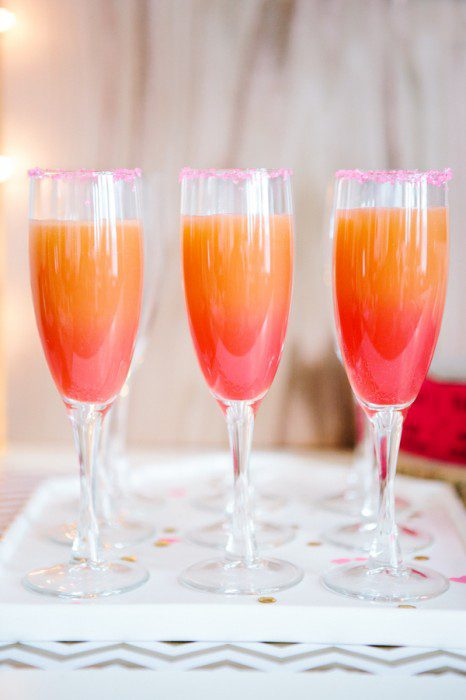 Austin Moms Blog: Summer drink recipes: Ombre Cocktail