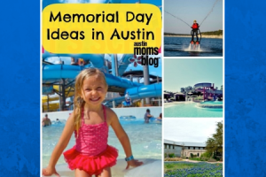 memorial day fun in Austin