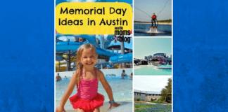 memorial day fun in Austin