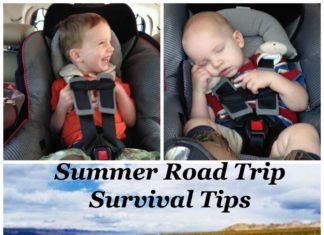 Summer Road Trip Survival Tips | Austin Moms Blog