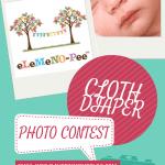Cloth Diaper Photo Contest