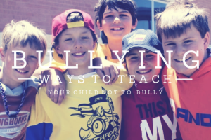 Austin Moms Blog, Bullying Prevention