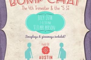 Austin Moms Blog Bump Chat