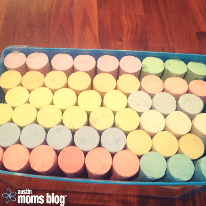 DIY Chalk Paint, Austin Moms Blog