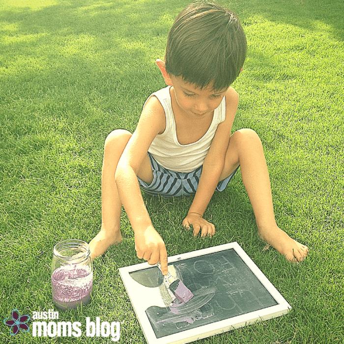 DIY Chalk Paint, Austin Moms Blog