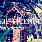 7 Favorite Kid-Friendly Dines: Hotspot Eats in Austin With Kid-Friendly Atmospheres