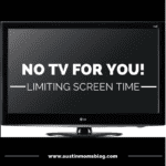No TV for You! Why My Child Isn't Allowed Screen Time