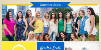 Summer Style with Austin Moms Blog, Laura Morsman Photography and Kendra Scott