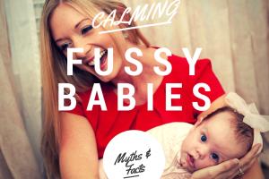 Austin Mom's Blog, Calming Fussy Babies